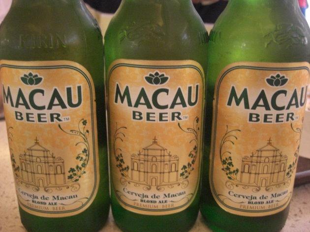Bier uit Macau