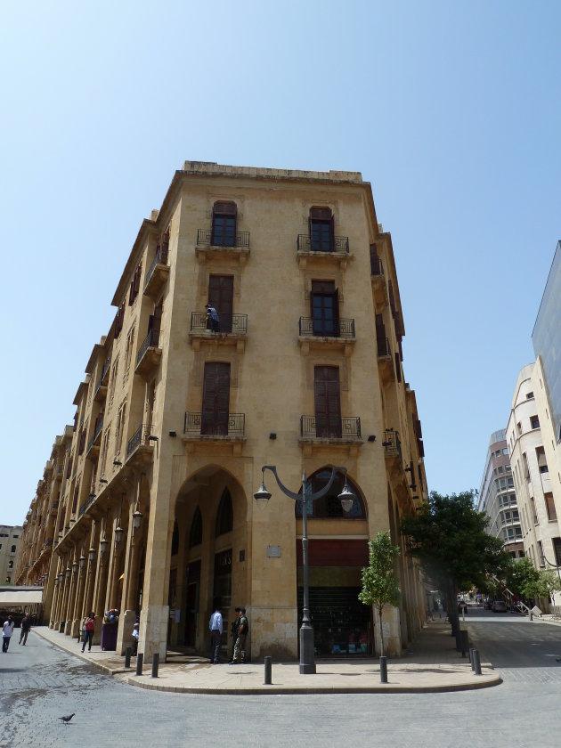 Libanon centrum