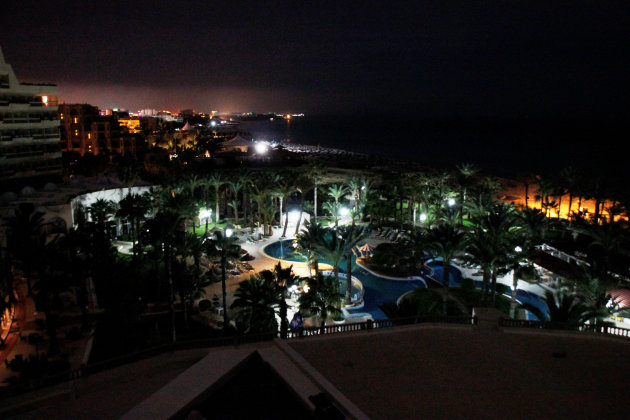 Sousse by Night