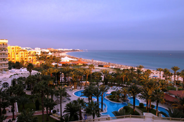 Sousse by day