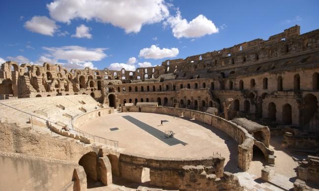 Colosseum van Thysdrus