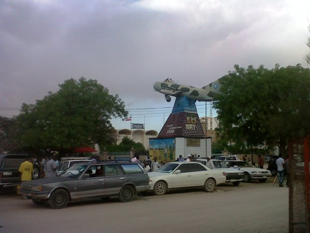 Somaliland, Hargeisa 'een monument'