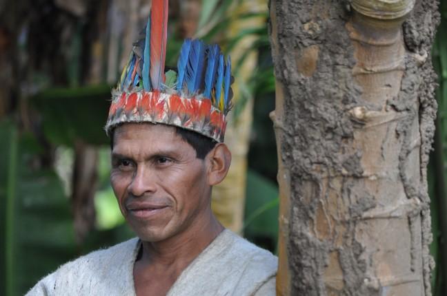 Een echte indiaan?