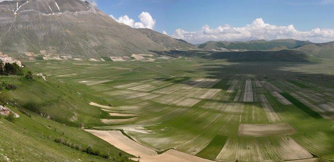 Panorama Castelluccio