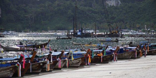 Koh Phi Phi na de Tsunami