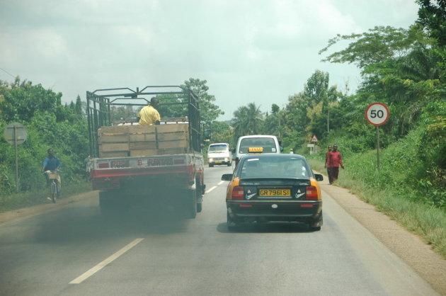 Verkeer in Ghana