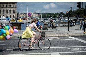Kleurrijk Stockholm