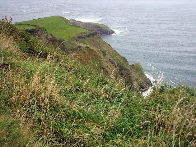 Groene kust route