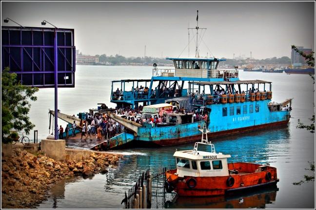 Medeleven slachtoffers ferry Zanzibar