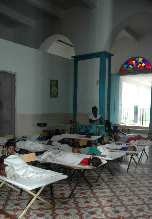 Kinderdagverblijf in Trinidad