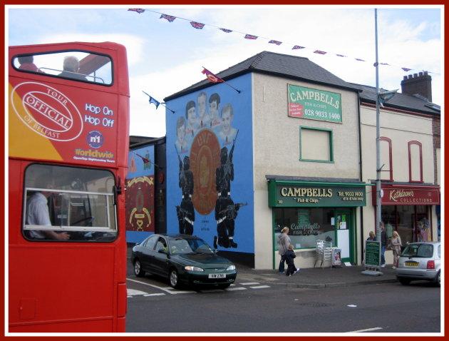 Belfast, Shankill Road