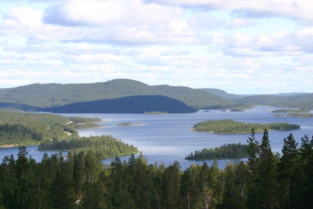 het land van de 1000 meren
