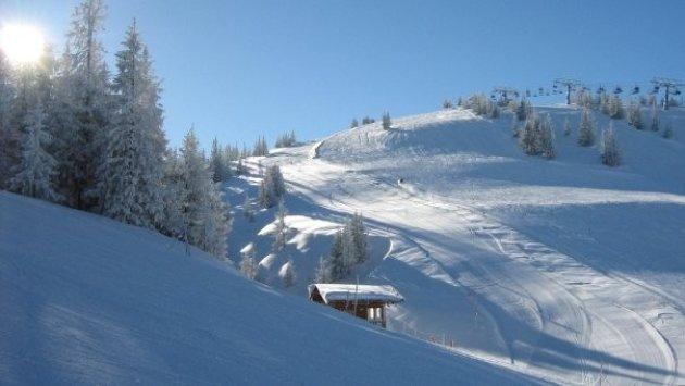 Verse piste in Oostenrijk