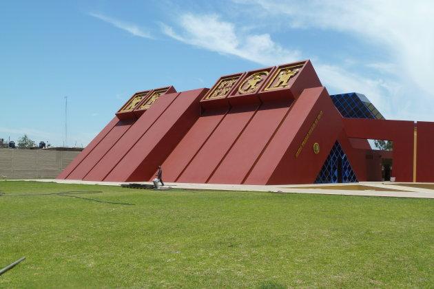 Museo de  Las Tumbas de Reales de Sipan.