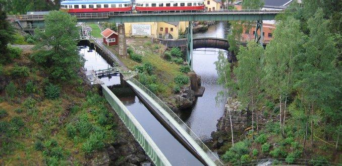 Dalsland kanaal.