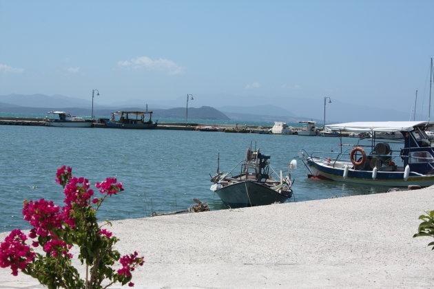 griekse haventje