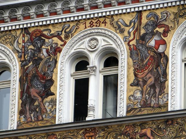 Fresco's in Plzen