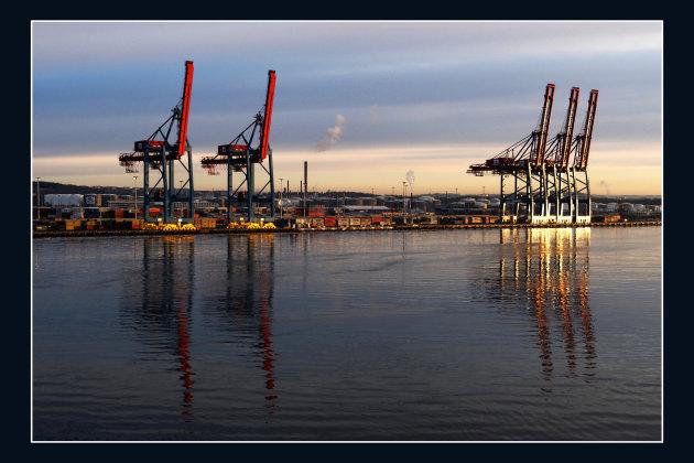 Containerhaven Göteborg