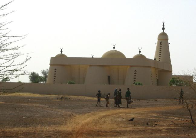 Trendy moskee