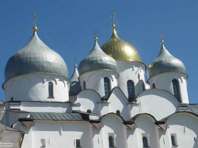 Sophia kathedraal Novgorod