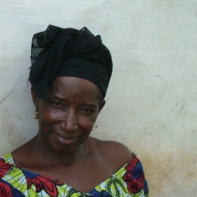Vrouw van het dorpshoofd
