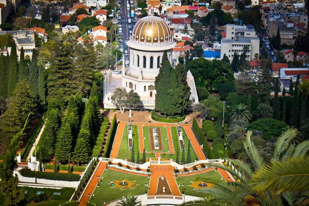 Bahai tempel