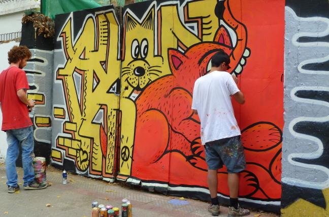 graffitispuiters