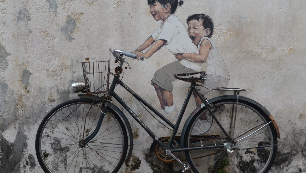 Little Children on a Bicycle