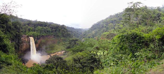 Watervallen van Kameroen