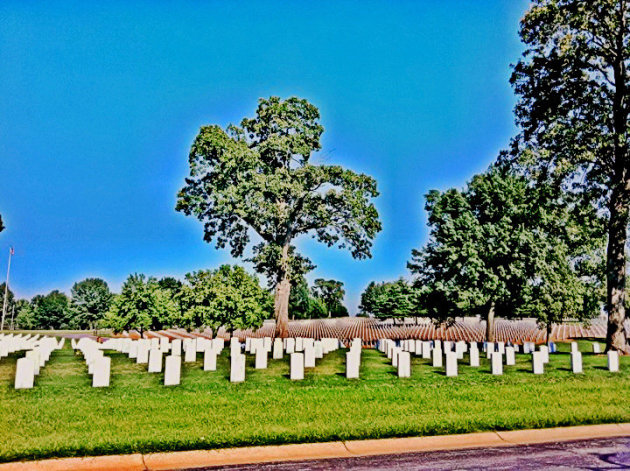 Jefferson Barracks Cemetery