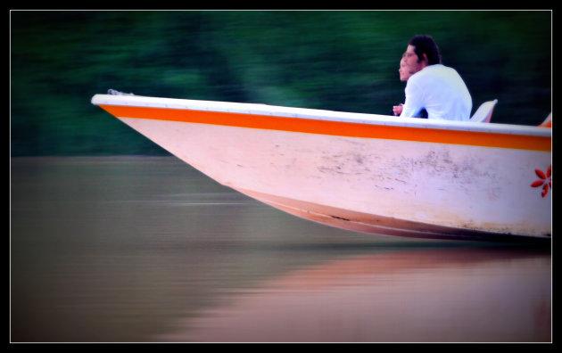 Snel op het water