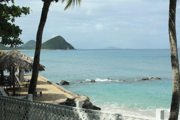 strand in Tortola