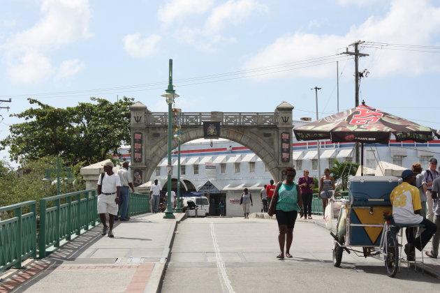 toegangs poort tot oude binnenstad