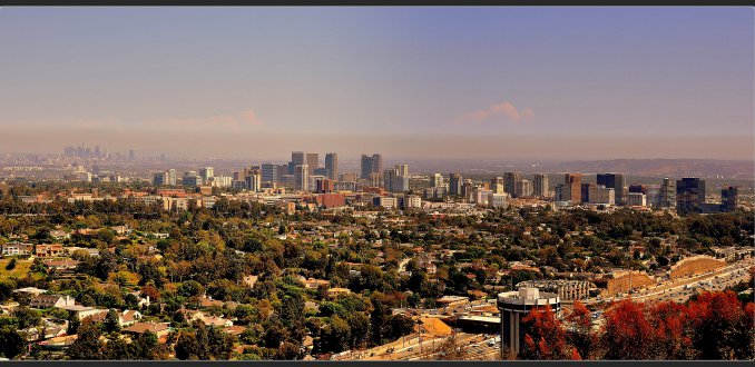Skyline L A