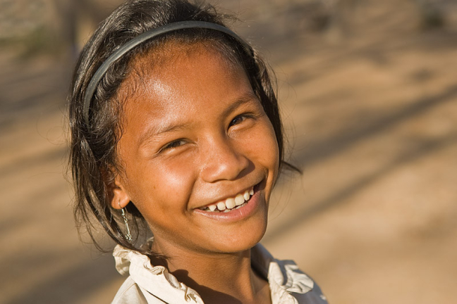 A Smile From Cambodia