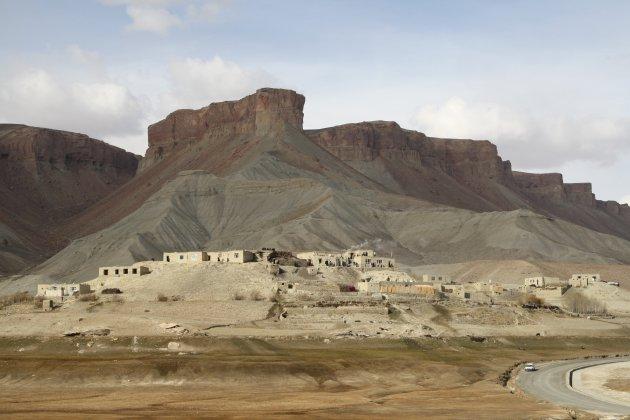 Bamyan - Ban-e Amir Nationaal Park