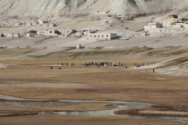 Bamyan - Band-e Amir Nationaal Park
