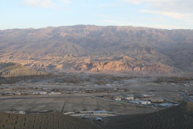 Bamyan - Boeddha's