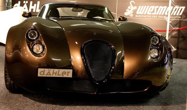 Wiesmann MF5 van Dahler