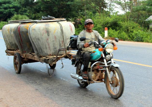 Handel in waterpotten