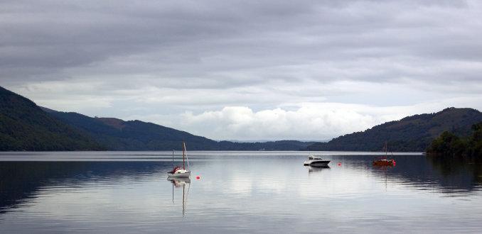 Rust @ Loch Lomond