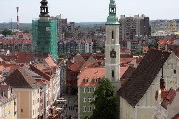 Gorlitz, Saksen, Duitsland