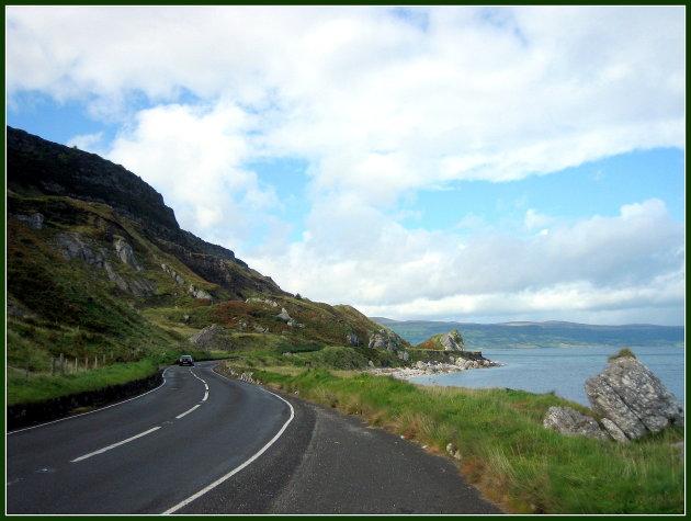 groene kustweg