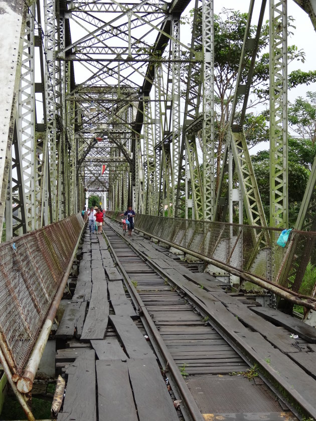 Grensovergang tussen Costa Rica en Panama