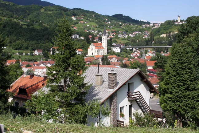 Zagorje, Kroatie