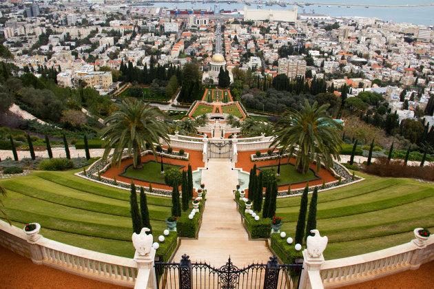 Bahai in Haifa
