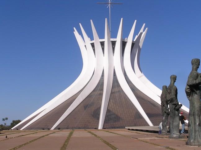 Brasilia, kathedraal