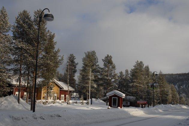 Vakantie in Finland