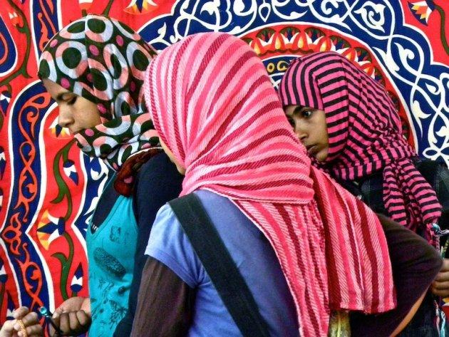 Arabische meisjes