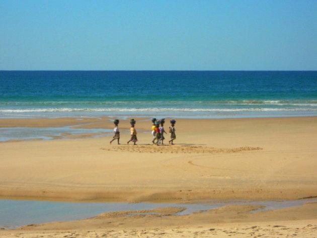 lekker breed strand